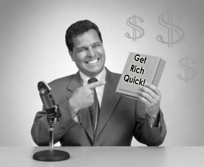 Make Money Quick And Easy Online – Don't Get Scammed