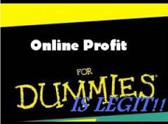 How To Make Money Online For Dummies – Yes Even You