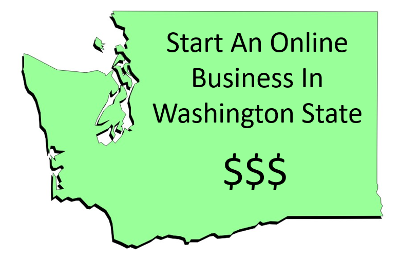 Start An Online Business In Washington State