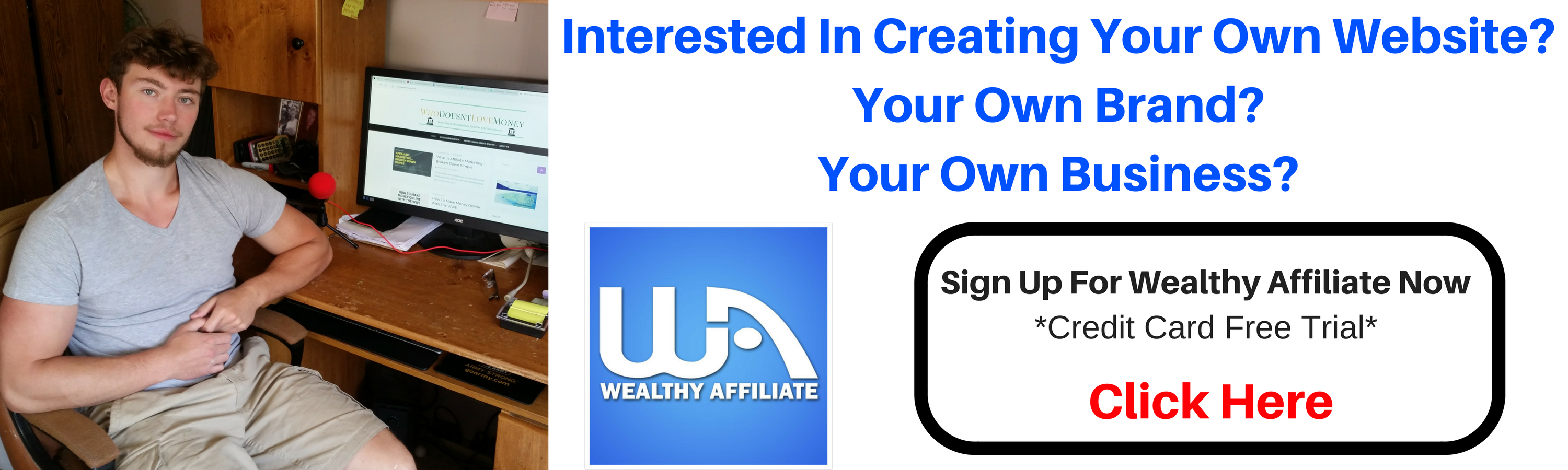 Interested In Creating Your Own Website