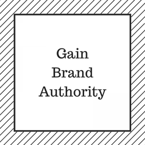 Build Brand Authority