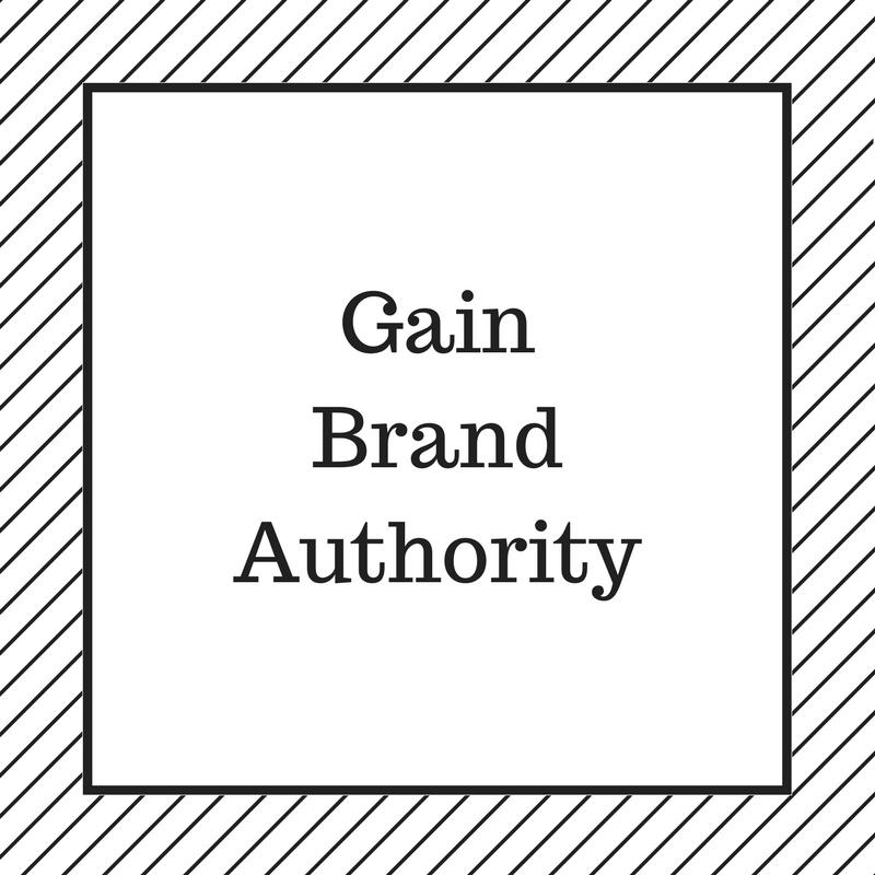 Build Brand Authority