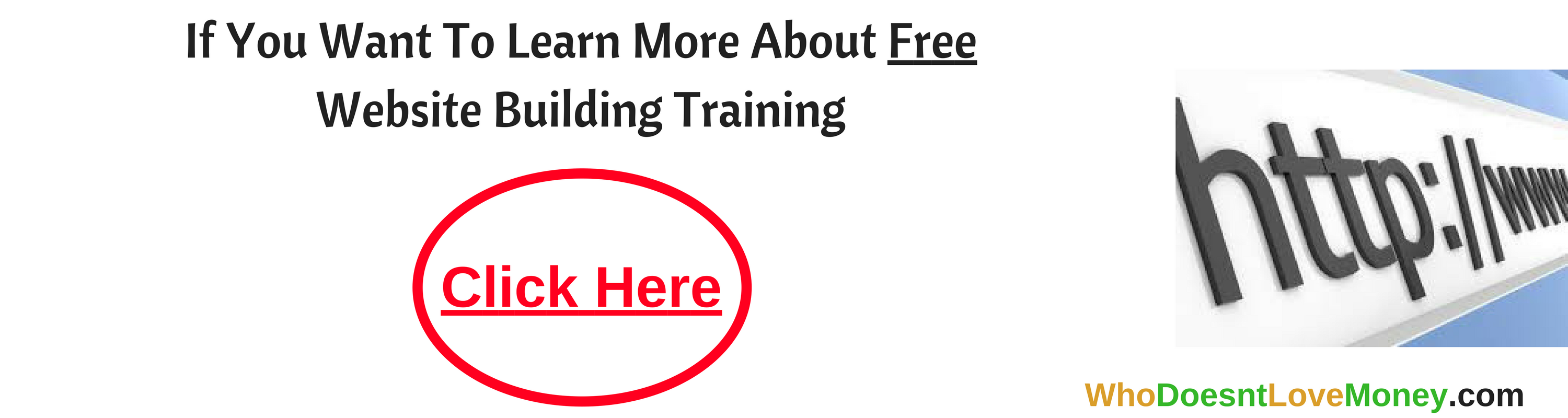 If You Want To Learn More About Free Website Building Training