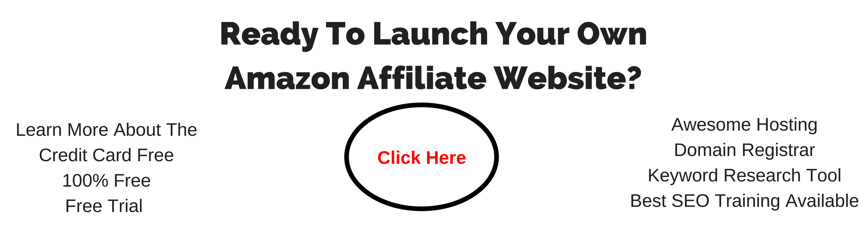 Ready To Launch Your Own Amazon Affiliate Website