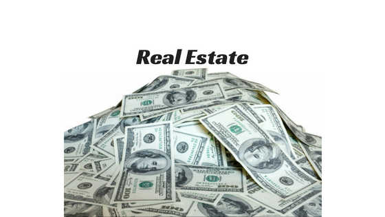Real Estate On A Bunch Of Money