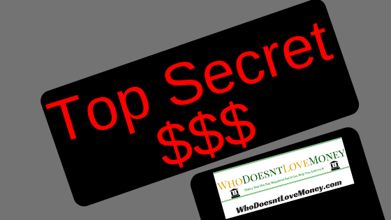 Top Secret Affiliate Marketing Lessons | WhoDoesnLoveMoney.com